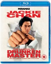 The Legend of Drunken Master (Jackie Chan) Blu-ray Region B