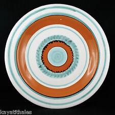 Plat Ancien Céramique GIOVANNI DESIMONE Italy design 50/20th ceramiche/gambone
