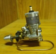 MODEL AIRPLANE ENGINE OS MAX 15 wuth BERNHARDT TIMER ASSY