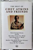 Cassette Best of Chet Atkins & Friends TESTED Georgia Brown Twitchy Avalon Terry