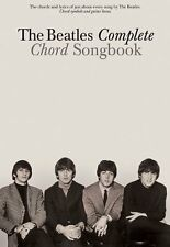 The Beatles Complete Chord Songbook by The Beatles, (Paperback), Hal Leonard , N