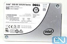 DELL 394XT Intel SSDSC2BB120G7R DC S3520 SERIES 120GB SATA III SSD *Low Hours*