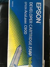 Epson Yellow Toner Cartridge (Low Capacity) S050155 C900 C1900