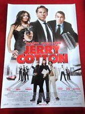 Jerry Cotton Kinoplakat Poster A1, Tramitz, Christian Ulmen, Penelope Cruz