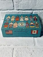 Vintage UNICEF Children Of The World School Supply Box