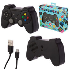 3D Game Over Controller Mini Portable Bluetooth Speaker - Novelty Wireless Gift