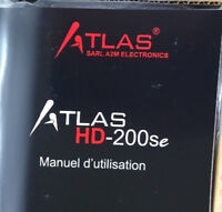 MISE A JOUR hd 200s / se BOOT B / D vers BOOT F 400 Version F402