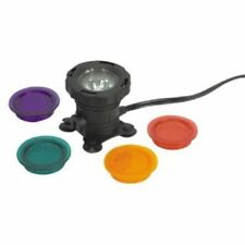 Submersible Halogen Spotlight for Pond or Fountain