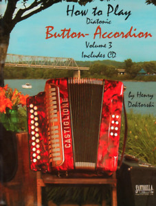 How to Play Diatonic Button Accordion, Vol. 3