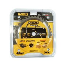 DeWalt 184mm 36T XR Circular Saw Blade