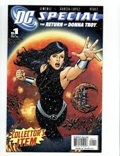 Dc Comics Special the Return of Donna Troy # 1 ( 2005 ) 1st Print Vf - Nm