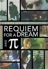Requiem for a Dream / Pi The Movie DVD 1998 Sean Gullette 2 Disc