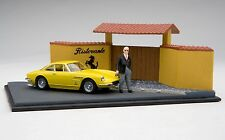 BEST | From Exoto Tifosi | Dining w/ Enzo Ferrari | 1:43 | Item #BST09602