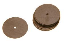 "Ultra Thin Cutting Discs Separating Cut Off Wheels Jewelry Dental .009"" 20 pcs"