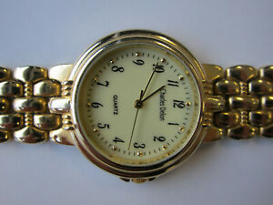 Charles Delon Analog fancy watch Gold - limited edition Unisex