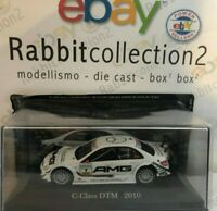 "DIE CAST "" C-CLASS DTM - 2010 "" MERCEDES COLLECTION 1/43 (63)"