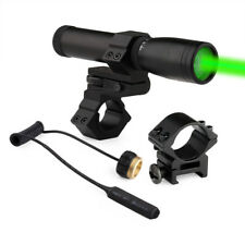 Laser Genetics ND-30 Long Distance Green Laser Designator w/ mount Night Vision