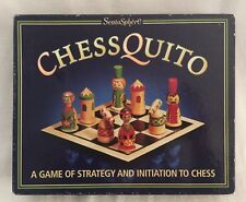 ChessQuito Strategy & Teaching Chess Game Sentosphere 1999 France