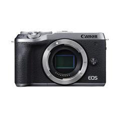 Canon EOS M6 Mark II Body (Silver)