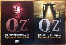 Oz: The Complete Fifth and Sixth Seasons (DVD set)