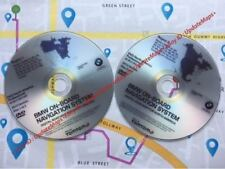 NEW LATEST FINAL BMW Navigation DVD Map Update - East & West PRO SET iDrive CCC