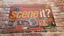 TV Scene it? TV trivia game ! - DVD Family/Friends board game! - Factory Sealed