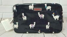 Cath Kidston Cosmetic  Bag  Alpacas Design Midnight Blue Colour New with Tag