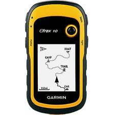 "Garmin GPS-HH eTrex 10 2.2"" Monochrome-No Map"