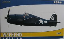 Eduard 1/48 EDK8434 Grumman F6F-5 Hellcat Weekend Edition