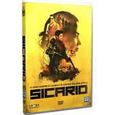 Sicario  [Dvd Nuovo]