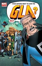 G.L.A #2 (2005) 1ST PRINTING BAGGED & BOARDED MARVEL COMICS