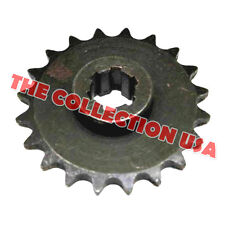 20 TOOTH SPROCKET (8MM 05T) FOR 33CC-49CC STAND UP-GAS SCOOTERS, POCKET BIKE
