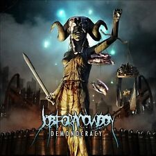 Job for a Cowboy - Demonocracy [New CD] Digipack Packaging