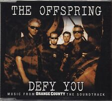 THE OFFSPRING - Defy you -  CDs SINGLE 2002 NEW NOT SEALED 4 TRACKS