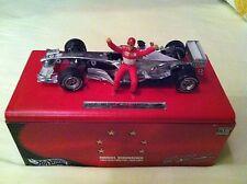 Michael Schumacher Ferrari Sondermodell limited 6666 Stck. Neuzustand
