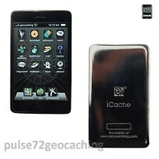 iCache iPhone Geocoin For Geocaching - New v3S Version - (Travel Bug)