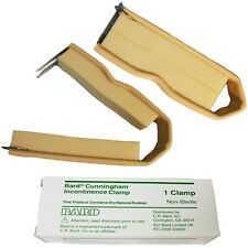 """Bard Cunningham Clamp Male Incontinence Device, Regular (2"""") - Each"""