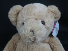 BIG NEW HELZBERG DIAMOND LIGHT BROWN TEDDY SPARKLE THE BEAR PLUSH STUFFED ANIMAL