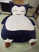 Huge Pokemon Snorlax Canapé Rempli Lit Tapis Beanbag Matelas