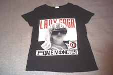 Lady Gaga Fame Moncter Monster Music T-Shirt Womans XS