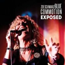 ZOE SCHWARZ BLUE COMMOTION - EXPOSED NEW CD