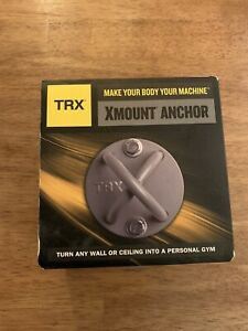 """TRX Training 4.5"""" X-Mount Anchor Plate Point, White - NEW IN BOX! FAST!"""