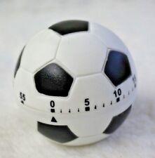 Küchenuhr Kurzzeitmesser Küchenwecker Uhr Eieruhr Timer Fußball 60 min