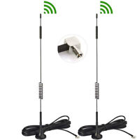 Netgear LB1120 LB1121 LB2120 Nighthawk M1 MR1100 770S Signal Booster Antenna 2pc