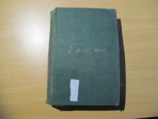 Acceptable - The Shadow-Tree. A novel - L. A. B. Heney 1936-01-01 Ex-library wit