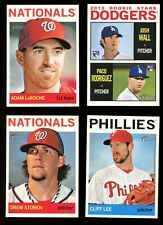 2013 Topps Heritage Baseball (#1-250) Pick from List