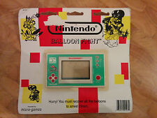 Nintendo Game and Watch **BALLOON FIGHT** SEALED!!! on card never opened!