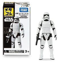Star Wars - First Order Stormtrooper Mini Metal Action Figure by Takara Tomy