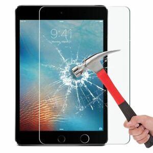 Protecteur D'écran en Verre Trempé Pour Apple iPad 1 2 3 4 Mini Air Pro 11 10.2