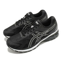 Asics GT-2000 8 2E Wide Black White Men Running Shoes Sneakers 1011A691-002